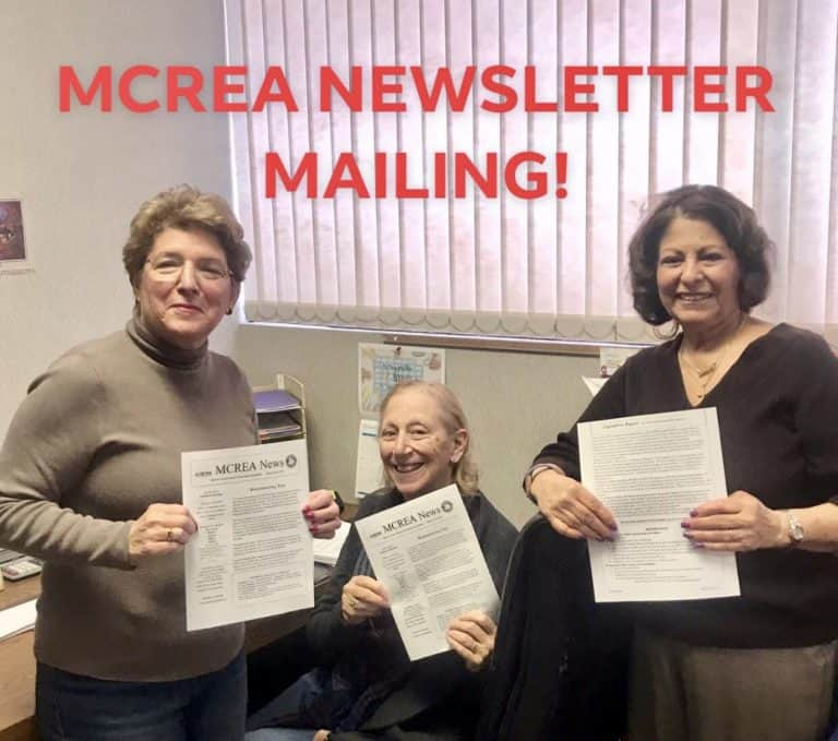 WE NEED HELP IN MAILING NEWSLETTERS & POSTCARDS!