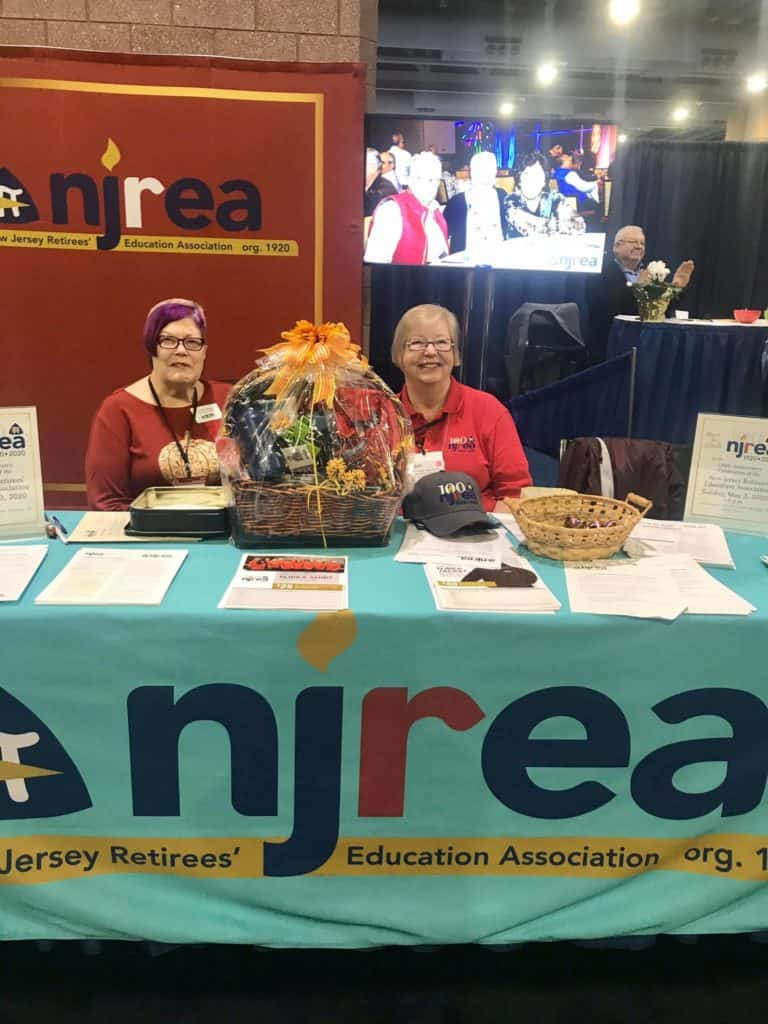 Nov.-2019 NJEA/NJREA Convention