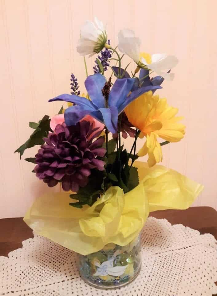 personalized bouquets
