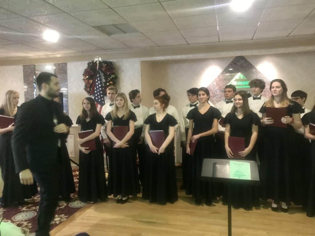 Madison HS Jazz Chorus