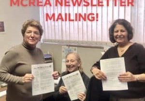 MCREA Newsletter mailings