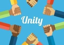 UNITY - WE SUPPORT ALL PUBLIC SCHOOLS